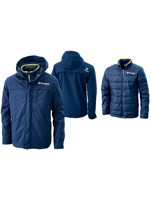 HUSQVARNA ALL WEATHER JACKET
